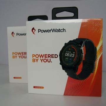 Smartwatch PowerWatch 2 Matrix - Ładowany ciepłem