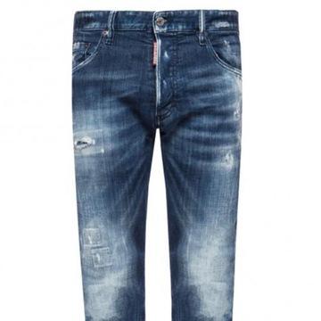 Spodnie dsquared 2 , jak nowe  rozmiar 50