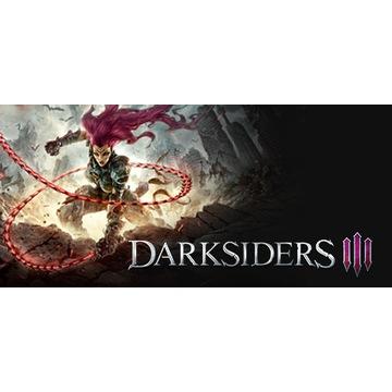 DARKSIDERS III 3 KLUCZ STEAM