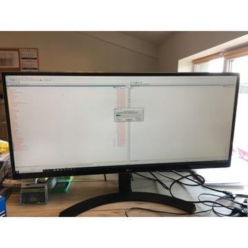 "Monitor LG 34"" 34UM88C-P 2xHDMI DP"