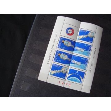 Blok - Lot Apollo-Sojuz Fi. ark. 2239-41