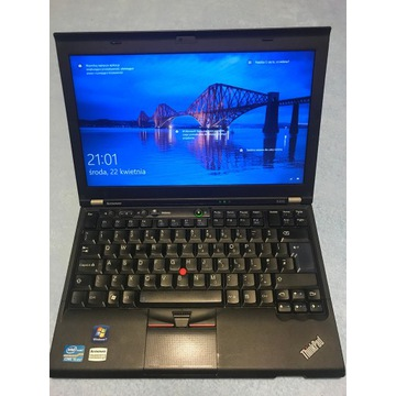 Lenovo X220 3.2Ghz 8GB 120GB SSD Win 7/10