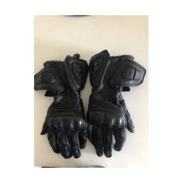 Rękawice sportowe IXON RS TEMPO AIR kolor czarny