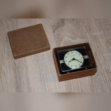Zegar budzik Junghans miniatura