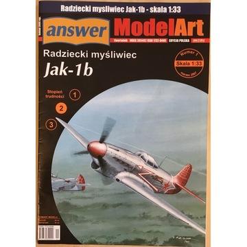 JAK-1b Answer