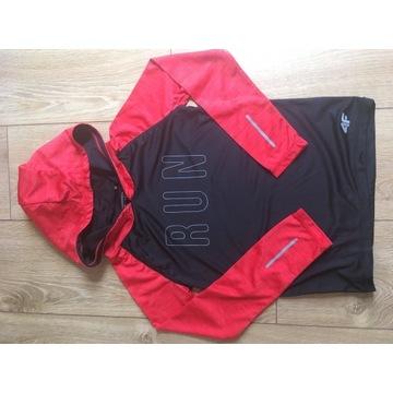 Bluza sportowa cieniutka firmy 4f rozm. 140