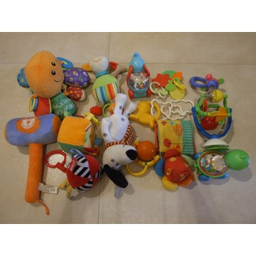 Zestaw zabawek dla niemowląt_ZZ1