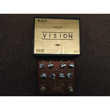 Joyo R-09 Vision multiefekt chorus flanger phaser
