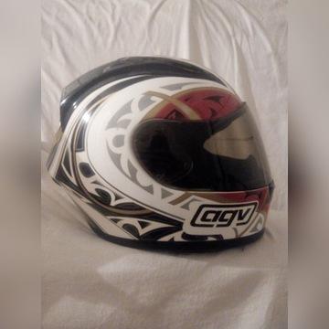 Kask motocyklowy agv gp-pro