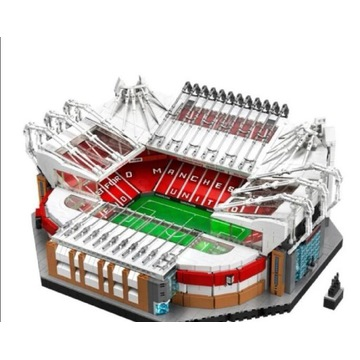 Stadion Old Trafford Manchester United klocki