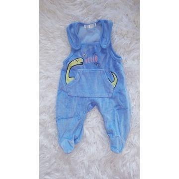 Śpioszki niemowlęce r.56