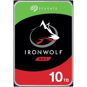 Dysk Seagate IronWolf PRO 10 TB  NIEUŻYWANY