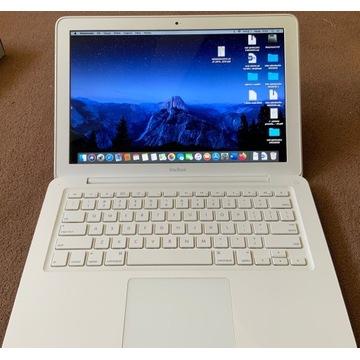 Macbook 13 A1342 - unibody - SSD EVO 860 500 GB