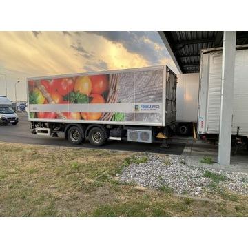 Schmitz Cargobull ZKO 18 Chłodnia Winda