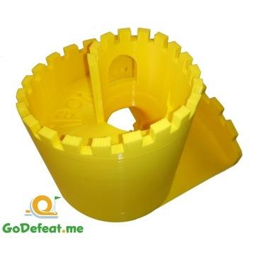 Minigolf Przeszkoda Druk 3D ZAMEK GoDefeat.me