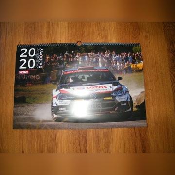 Kalendarz Rajdowy WRC 2020