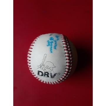 Piłka baseball - bejsbol -podpisana - 3!