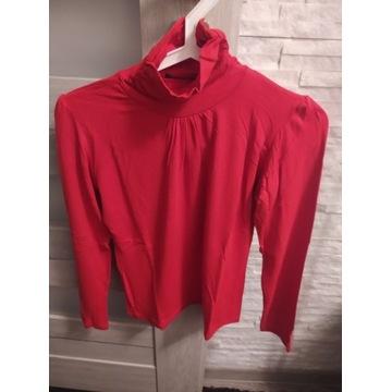 Sprzedam golf w kolorze czerwonym, rozmiar S/M