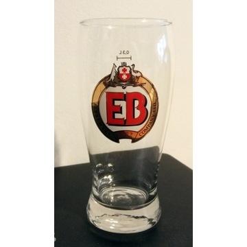 Szklanka do piwa EB 0,3 stan BDB wiele sztuk