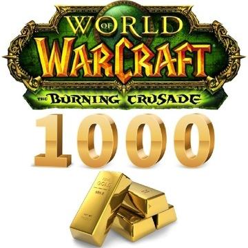 1000 GOLD   SHAZZRAH ALLY/HORDA   DOSTAWA 3 MINUTY