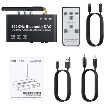 DAC bluetooth przetwornik cyfrowo analogowy