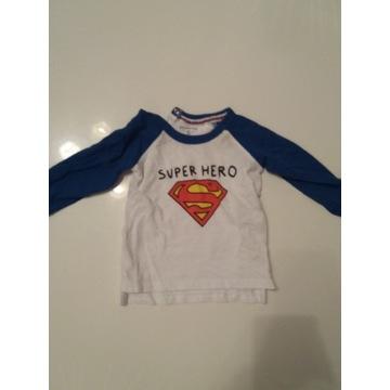 Bluzka Reserved 74 Super Hero Superman
