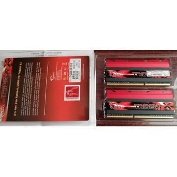 Pamięć G.SKILL DDR3 2400MHz (2x8GB) CL10 TridentX