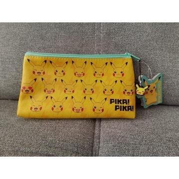 Claire's Pikatchu Pokemon piórnik kosmetyczka Nowa
