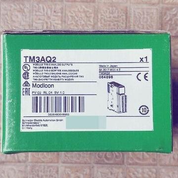 Moduł 2 wyjść analog. TM3AQ2 SCHNEIDER ELECTRIC