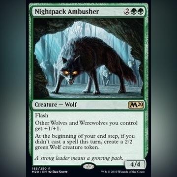 Nightpack Ambusher  - Core 2020
