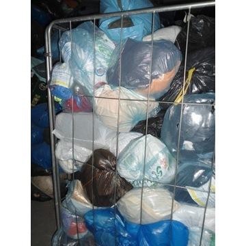 Odzież używana niesortowana od 90 groszy za kg