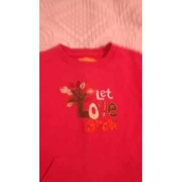 dresik dla dziewczynki 116-122