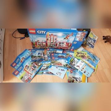 Klocki lego city frends creator cobi około 12kg