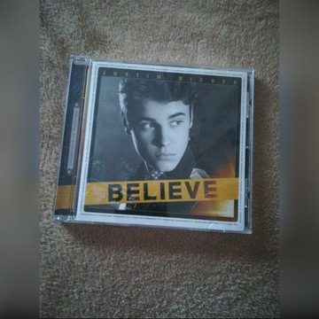 Justin Bieber - Believe CD