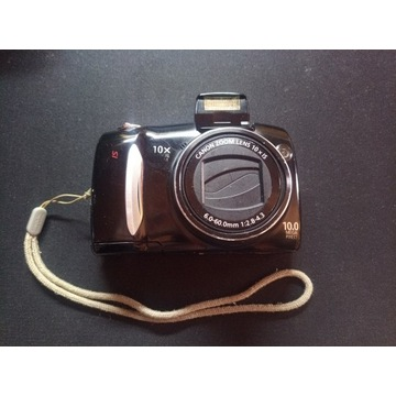 Aparat Canon SX 120 IS