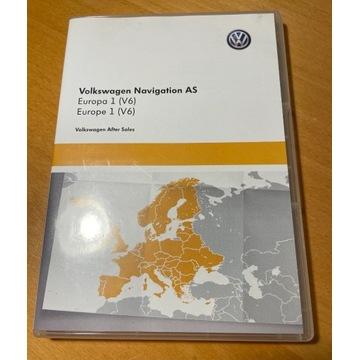 Nawigacja Volkswagen -Europa rev.V6