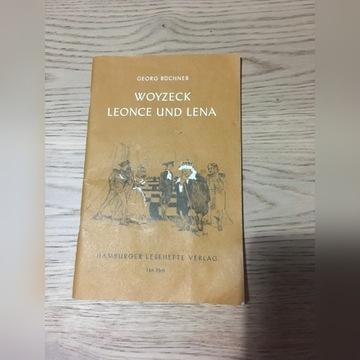 Woyzeck , Leonce und Lena Buchner