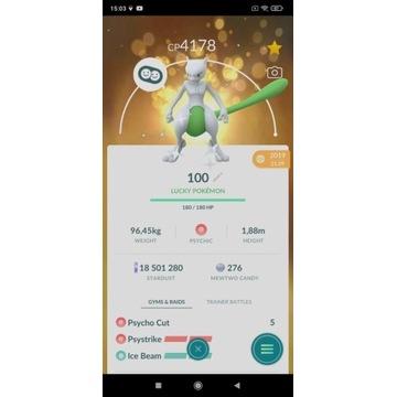 Jedno z lepszych konto w Polsce pokemon go