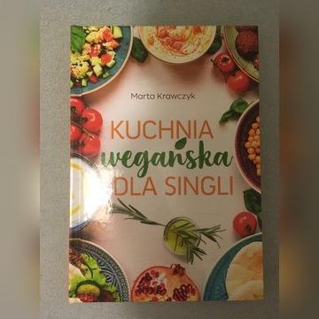 Kuchnia wegańska dla singli, Marta Krawczyk