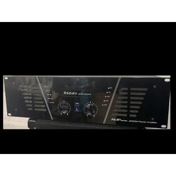 Końcówka mocy IBIZA AMP-2000