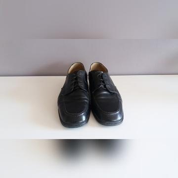 Skórzane, solidne buty polskiej firmy ALKA z