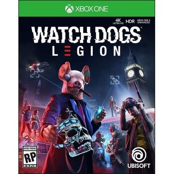Watch Dogs: Legion Xbox one/series KLUCZ nie konto