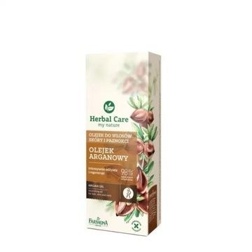 Herbal Care Olejek arganowy 55ml NOWY OKAZJA