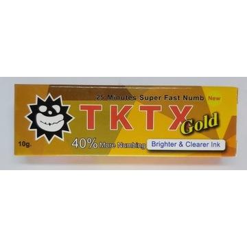 TKTX Gold 40% Najmocniejsza masc znieczulajaca