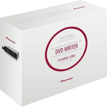 Pioneer Nagrywarka wewnętrzna DVR-S21WBK DVD SATA