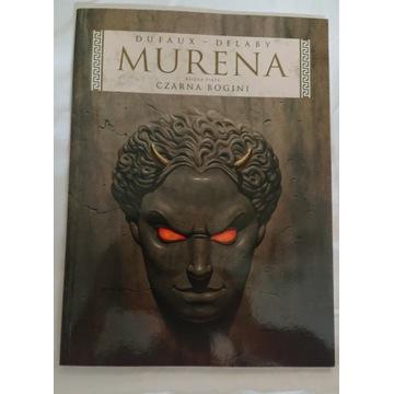 Murena-czarna bogini ideal