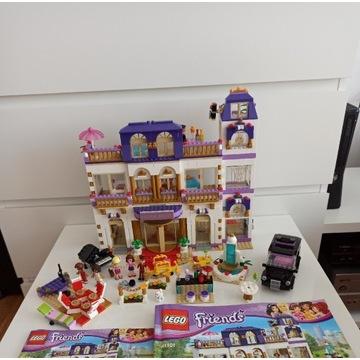 Sprzedam Lego friends Hotel Grand 41101