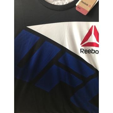 UFC Reebok oryginalna męska koszulka
