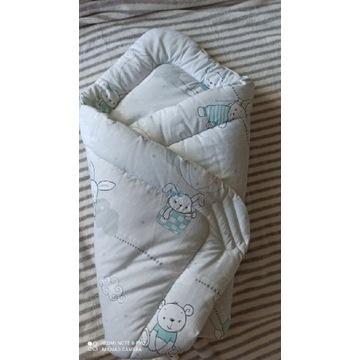 Nowy rożek, otulacz niemowlęcy