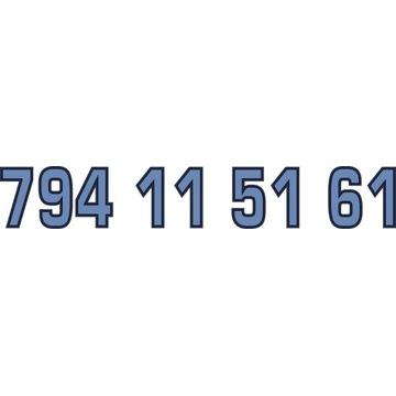 794 11 51 61 ZŁOTY NUMER STARTER PLAY